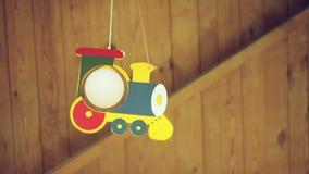 Children's train stock video