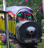 Children's train in Nepal Stock Photos