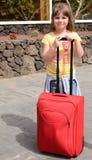 Children's travel Stock Image