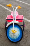 Children S Tricycle Royalty Free Stock Photography