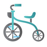 Children's tricycle Royalty Free Stock Photo