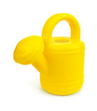 Children's watering can Royalty Free Stock Photo