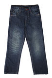 Children's wear - jeans Royalty Free Stock Photo