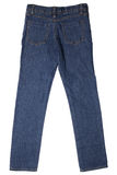 Children's wear - jeans Royalty Free Stock Image