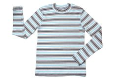 Children`s wear - shirt stock image