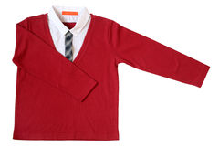 Children's wear - shirt Royalty Free Stock Photography