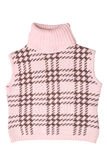 Children's wear - sleeveless pullover Royalty Free Stock Photography