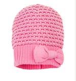 Children's winter hat Stock Photo