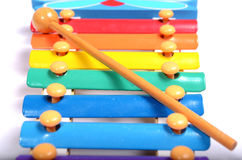 Children's xylophone Royalty Free Stock Photography