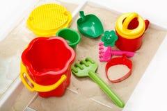 Children sandbox Royalty Free Stock Image