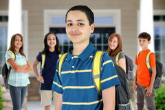 Children At School Stock Photography
