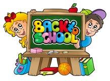 Children in school 3 Royalty Free Stock Photo