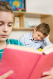 Children at school Stock Images