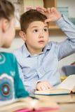 Children at school Royalty Free Stock Photos
