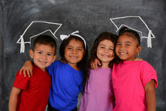 Children At School Royalty Free Stock Image