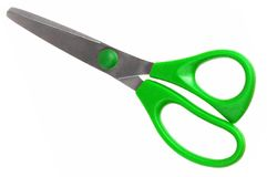 Children scissors Royalty Free Stock Photos