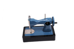 Children sewing machine old toy Royalty Free Stock Photography