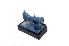 Children sewing machine old toy Stock Images