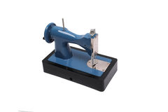 Children sewing machine old toy Royalty Free Stock Image