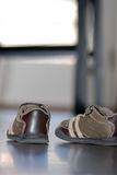 Children Shoes Royalty Free Stock Image