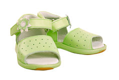 Children shoes Stock Image