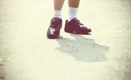 Children Shoes Royalty Free Stock Images