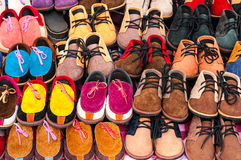 Children shoes Royalty Free Stock Photos