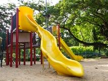 Children slide Royalty Free Stock Photo
