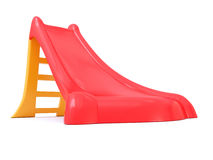 Children slide Royalty Free Stock Photos