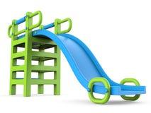 Children slide 3D Stock Photography