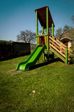 Children slide Stock Images