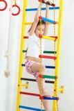 Children sports stock image