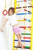 Children sports stock photo