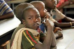 Children study at ethiopian school. Stock Photography