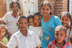 Children in Sudan Royalty Free Stock Images