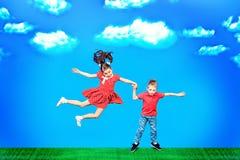 Children summer Stock Photography