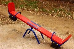 Children swings Stock Photo