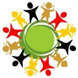 Children symbol Stock Image