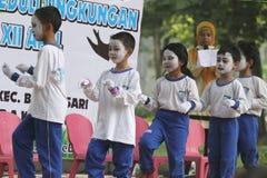 Children sztuki przedstawienia twórczość Fotografia Stock