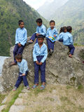 Children from Tallo Chipla Stock Photos