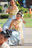 Children Thailand students Culture Dance Royalty Free Stock Photography