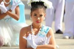 Children Thailand students Culture Dance Stock Image