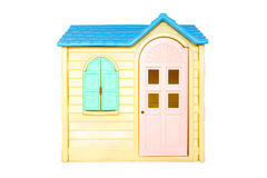 Children toy house Stock Images