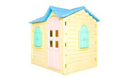 Children toy house Royalty Free Stock Image