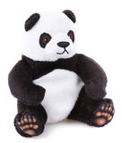 Children toy, Soft teddy panda Royalty Free Stock Photography
