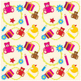 Children toys Royalty Free Stock Photography