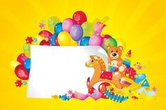 Children Toys Royalty Free Stock Photos