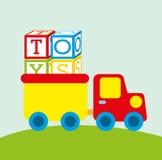 Children toys Royalty Free Stock Photo