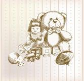 Children toys Stock Photography