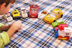 Children and toys Stock Photos